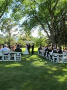 June Wedding Ceremony