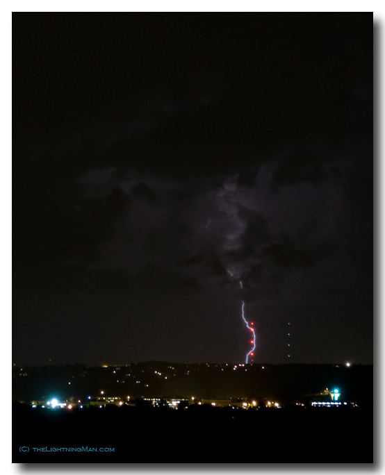 Boulder County Colorado Lightning Storm 07.20.09