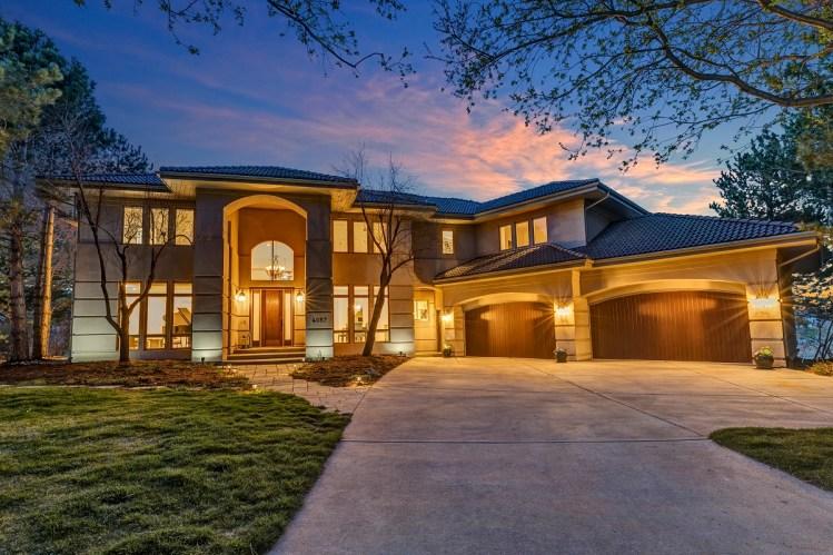 twilight photographer boulder colorado real estate