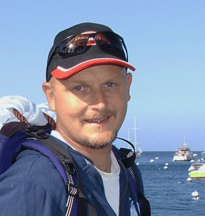 Drone Pilot and Professional PhotographeVideographer Charlie Halsellr