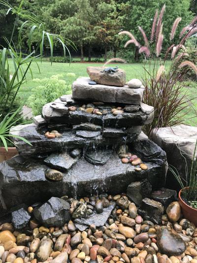 Pondless Waterfall Kit Boulder Fountain