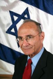 Infrastructure Minister Uzi Landau