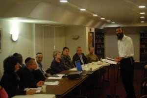 JLI Fall Class held at Chabad of NW Metro Denver