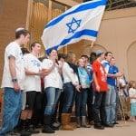 Federation Israel Rally