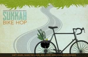 Sukkah Bike Hop