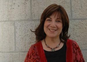 Avivah Zornberg.  Photo by Debbi Cooper.