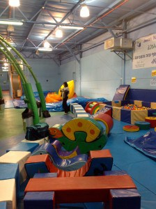 JNF Sderot Indoor Recreation Center