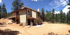The new Beit Kesher facility at Ramah of the Rockies.