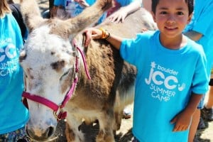 Camp Eco-Fun at the Boulder JCC, funded in part by a grant from Hazon.