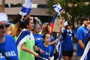 walk for israel 1