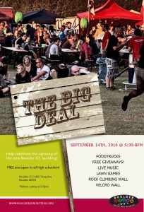 The Big Deal September