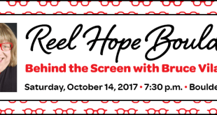 Reel Hope Boulder with Bruce Vilanch