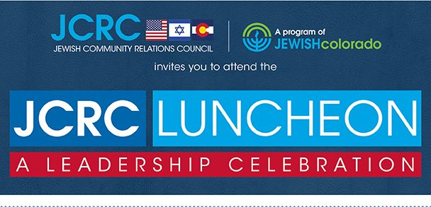 JCRC Announces 2018 Honorees to be Celebrated at Annual Luncheon