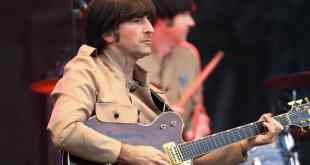 Jewish George Harrison Joins the Rolling Stones at Boulder Theater
