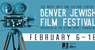 The 23rd Annual Denver Jewish Film Festival Announces 2019 Dates
