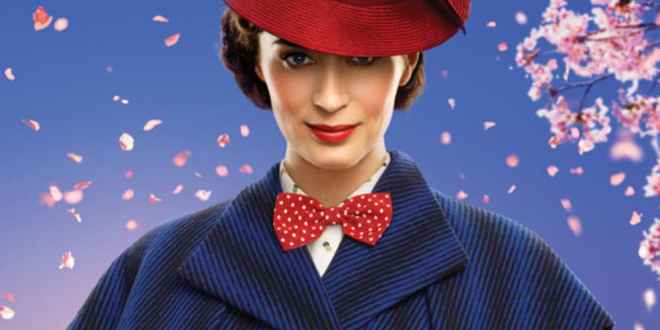 Be Your Own Illuminary: Mary Poppins Returns, And So Does Adar