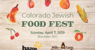 Get Ready for Passover at the Colorado Jewish Food Fest