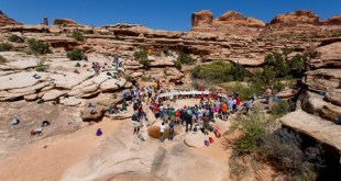 Adventure Judaism Congregation Hosting 10th Moab Seder