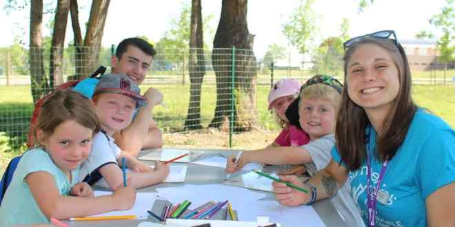 Working at Summer Camp Builds Skills for the Future