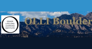 Curiosity Never Retires – OLLI is in Boulder!