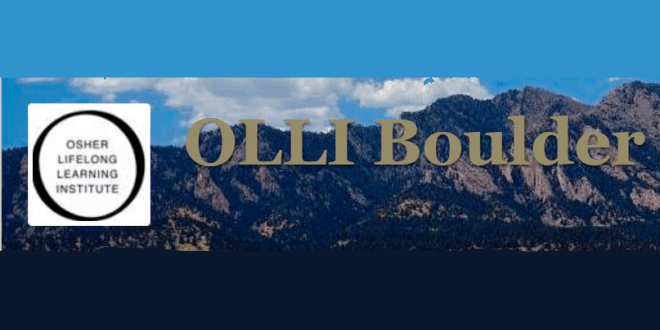 OLLI Online Fall Registration Now Open