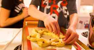 Challah Makin Bar Mitzvah