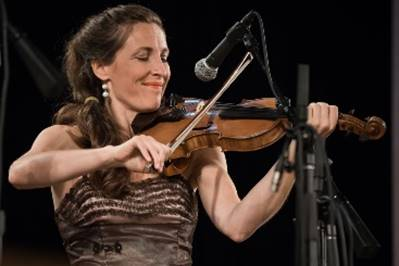 Get in the Swing of Chanukah with Colorado's Fiddling Sensation Katie Glassman