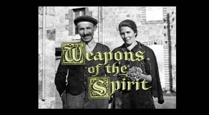 weapons of the spirit