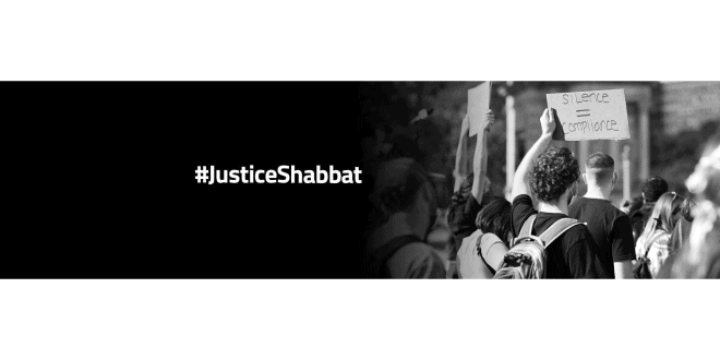 ADL Calls for #JusticeShabbat June 5