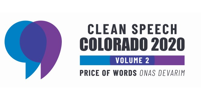 "Clean Speech Colorado Announces 2nd Annual Campaign: ""Civility Needed Now More Than Ever"""