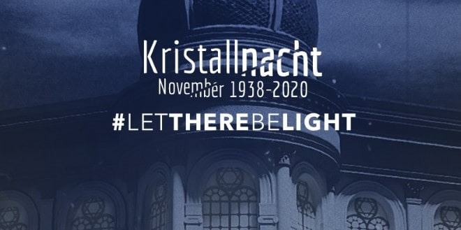 March of the Living Launches Global Interfaith Initiative to Commemorate Kristallnacht