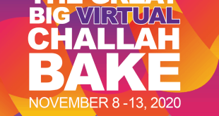 Bake Challah Together and Build Community at the Great Big Virtual Challah Bake