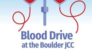 Boulder JCC Announces December Blood Drive