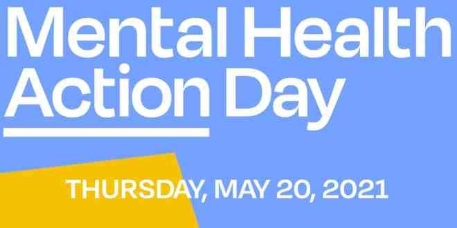 Congregation Har HaShem Joins Mental Health Action Day