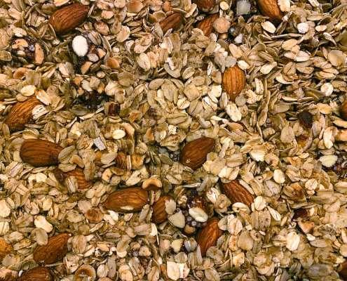 natural granola