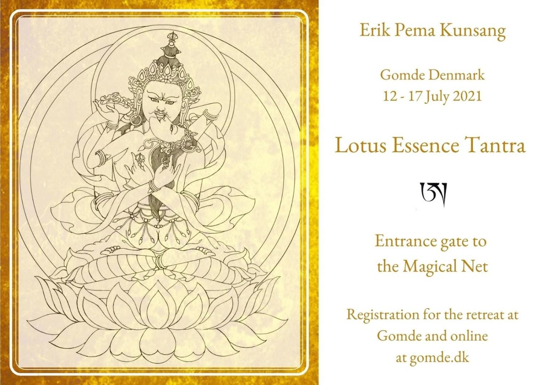 lotus essence tantra