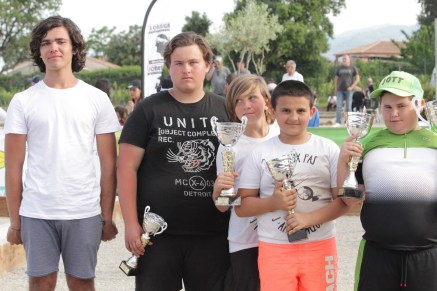 Trophées Jeunes 2018