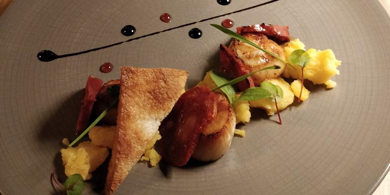 Restaurant L'Atable à La Roche-sur-Yon