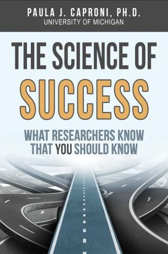 la science du succès ce que les chercheurs savent et que vous devriez savoir