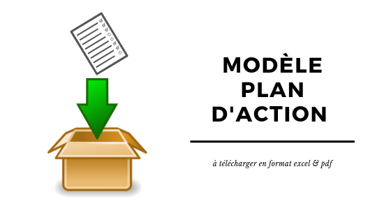 modele plan d'action