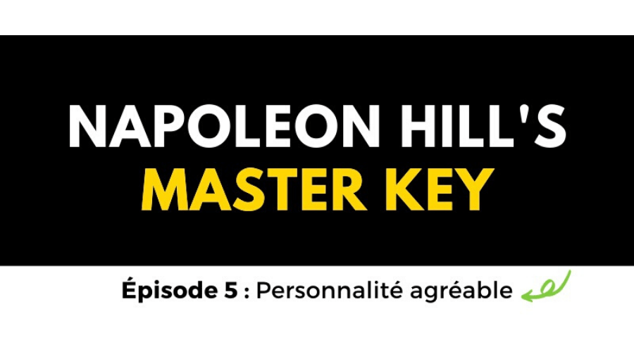 personnalite agreable succes napoleon hill