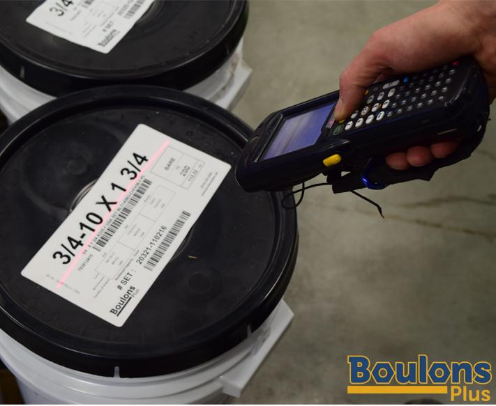 Wireless inventory Scanner