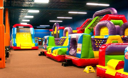 Bounce It Up Livonia Michigan Book a Birthday or Walk In & Play Anytime Everyday!