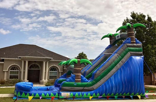 18 FT Water Slide