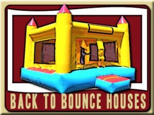 BACK TO BOUNCE HOUSES