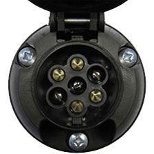 7 PIN 12(N) Electrical Socket