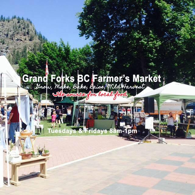 Grand Forks Farmer's Market