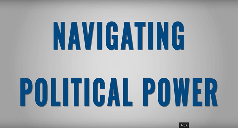 002 Navigating Political Power