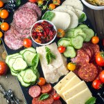 Summer Garden Antipasto Platter Bound By Food