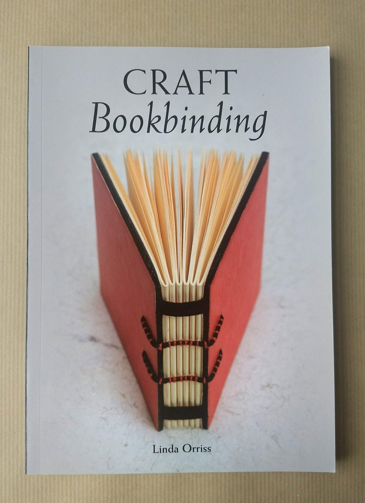 Craft Bookbinding by Linda Orriss